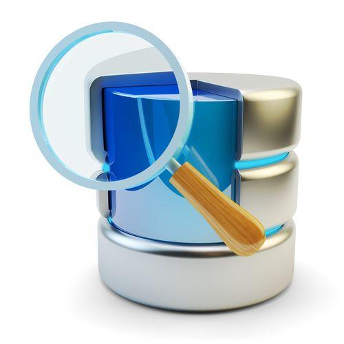 read data in SQL databases