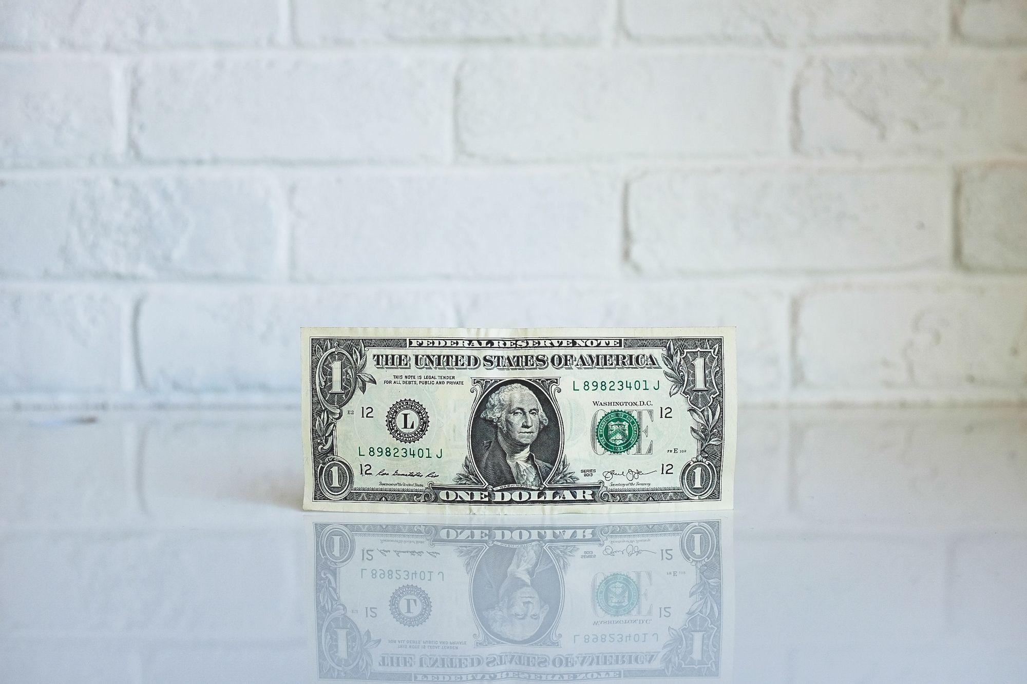 Fixed Price_One Dollar Bill