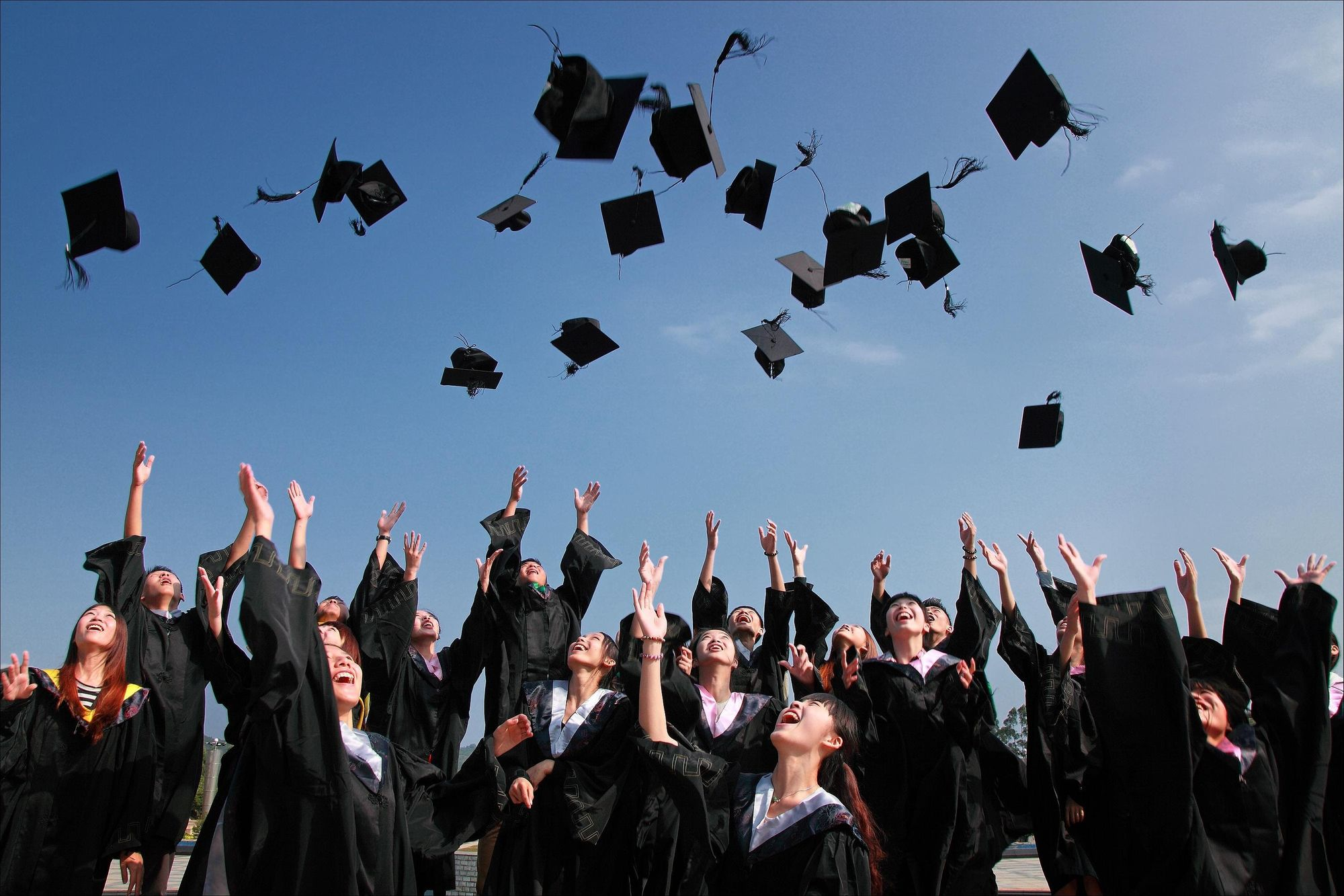 tech graduates