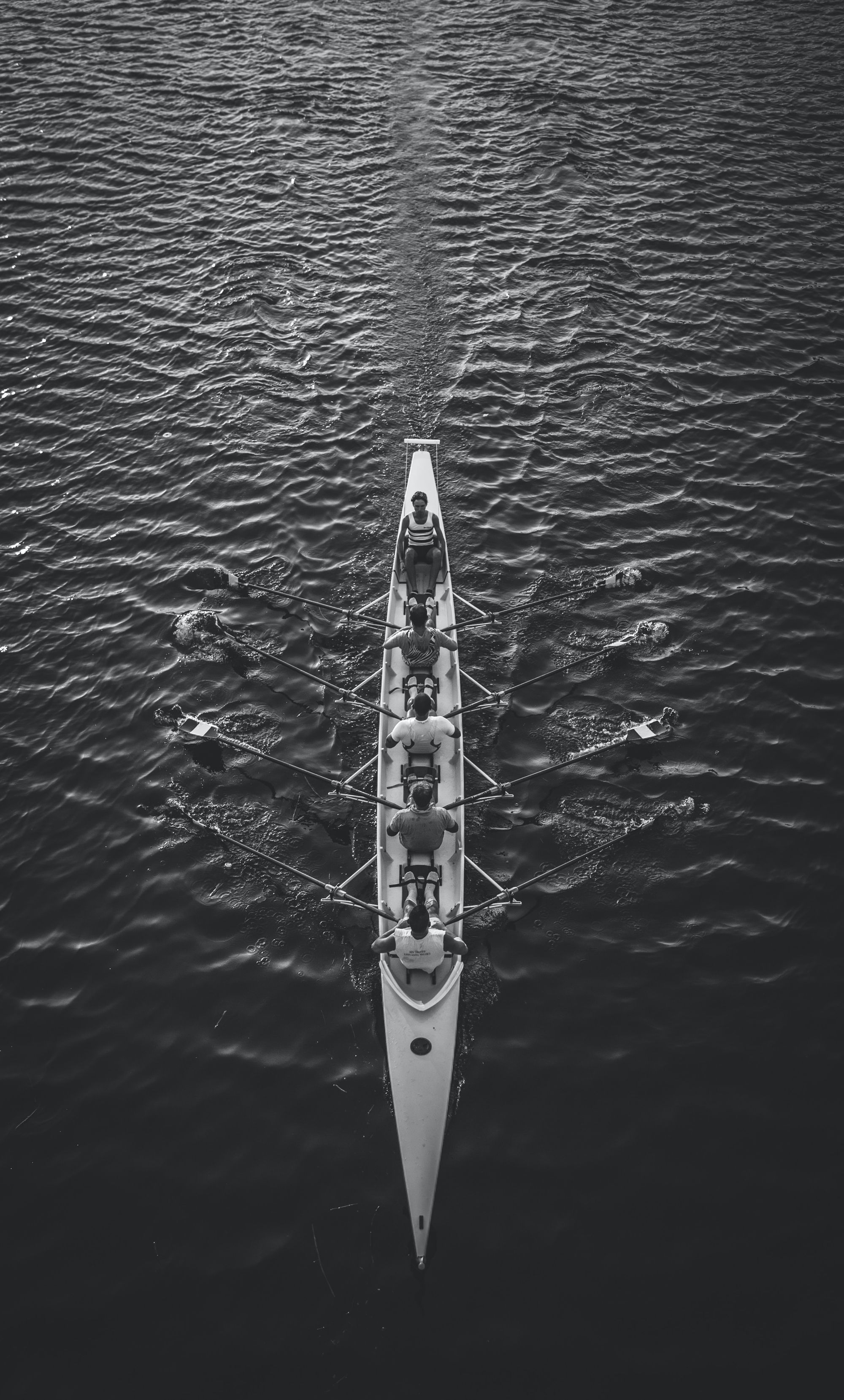 teamwork kayak