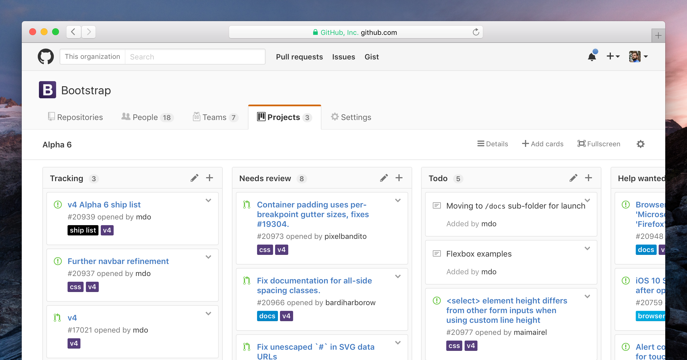 Communication Tool Bootstrap